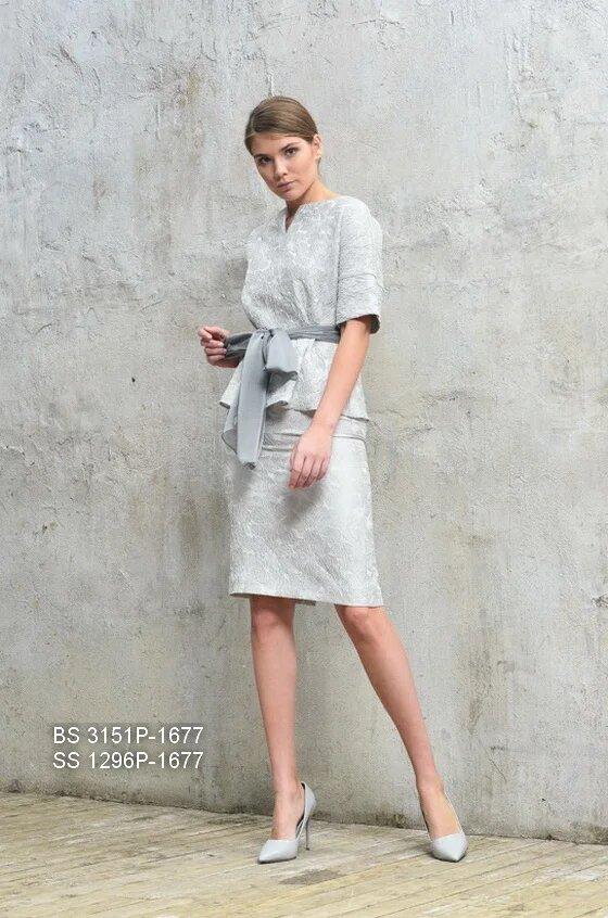 Красивое платье Olar